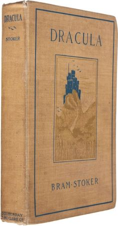 Bram Stoker's DRACULA, First Edition