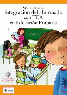 M Guía para la integración del alumnado con TEA en Educación Primaria