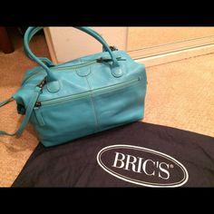 Brics Made In Italy Handbag