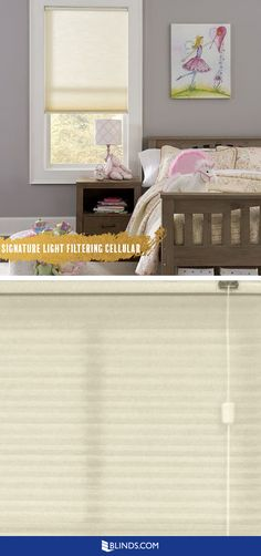 Give windows the glowy look you love and choose from 100s of fabrics to match any decor!