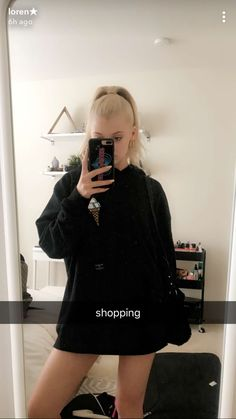 How many times does this girl go shopping?!
