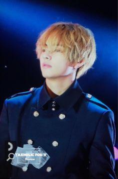 (Preview) BTS V @ seotaiji 25 anniversary concert 170902 Okay I think I'm not fine now