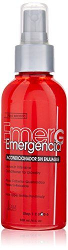Toque Magico Emergencia LeaveIn Intensive Conditioner for Blowdry 4 Ounce >>> For more information, visit image affiliate link Amazon.com