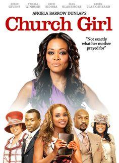Church Girl - Christian Movie/Film on DVD. http://www.christianfilmdatabase.com/review/church-girl/