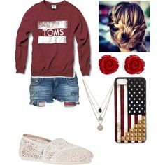 """""""Untitled #104"""" by laura-mcclinton on Polyvore"""