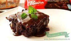 Brownie cu merisoare si alune de padure Kitchenaid, Pudding, Brownies, Candy, Sweet, Desserts, Food, Youtube, Sweets