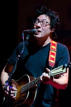 Todd Park Mohr, singer-songwriter-guitarist