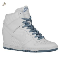 Nike Womens Dunk Sky Hi Essential Casual Shoes Wedges (12) - Nike sneakers for women (*Amazon Partner-Link)
