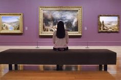 Turner Painting, Tate Britain, National Trust, September 2014, Gallery, Modern, Villa, Hero, Italy