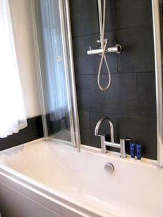 Sink One Bedroom Apartment, Rental Apartments, Bathroom Ideas, Sink, Bathtub, London, Home Decor, Sink Tops, Standing Bath