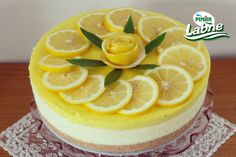Limonlu Chesecake