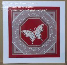 Handmade in Scotland: More Groovi Parchment Design Team Samples