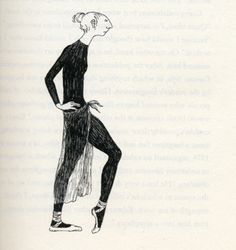 Ballerina by Edward Gorey