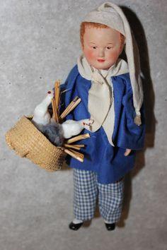 Ancienne Poupee Folklorique Garcon | eBay