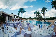 Villa wedding in Ibiza #Ibiza2013