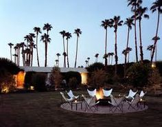 the parker palm springs -