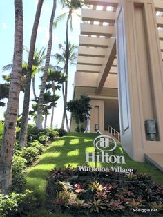 Hilton on the Big Island of Hawaii - looks like a great place to stay! #SummerInspiration #sponsored