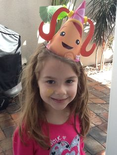 umizoomi party hats!