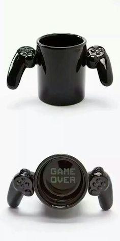 Awesome gamer mug
