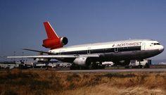 Northwest Douglas DC-10 by Deanster1983 on Flickr.