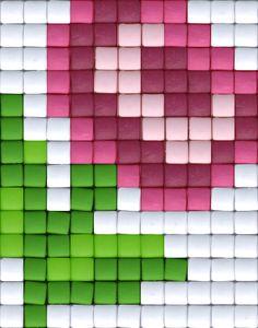 #flowers #bloem #rose #roos #pixels #pixelhobby