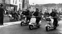 mods and rockers blackpool 1960 s search - 28 images - mods and rockers search mods rockers, mods and rockers blackpool 1960 s search, jpg 658 215 960 pixels, the blackpool mecca 1965 dancers, lambretta on scooters brighton Retro Scooter, Lambretta Scooter, Scooters, Retro Roller, Fred Perry Polo Shirts, Mod Look, Marshall, Slim Fit Chinos, 60s Mod