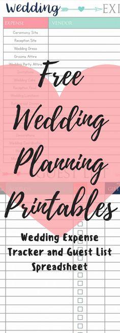 FREE WEDDING PLANNING PRINTABLE / FREE WEDDING DOWNLOAD Click here