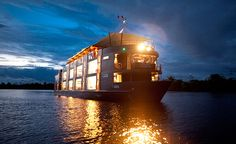 M/V Aria Amazon Cruise - Iquitos, Peru #getlost Honeymoon Cruises, Honeymoon Registry, You're Awesome, Best Hotels, Peru, To Go, Chocolate, Woman, Amazon