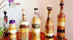Cómo preparar el frasco de la abundancia