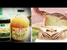 CURA PELA NATUREZA - Lave o rosto com vinagre de maçã e isto vai acontecer! - YouTube