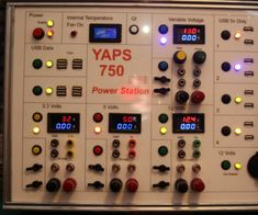 Encyclopedia of ATX to Bench Power Supply Conversion - Instructables Electronic Circuit Projects, Electrical Projects, Arduino Projects, Diy Projects, Hobby Electronics, Cool Electronics, Electronics Projects, Power Supply Circuit, Electronic Workbench