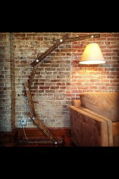 Cool lamp, DIY
