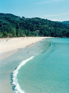 Kata Noi Beach - Phuket - Tailandia (la playa más linda de Phuket ♡)