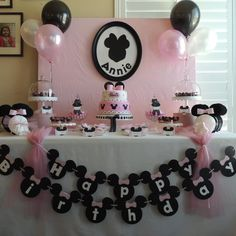 10 Easy Minnie Mouse Party Ideas