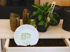 Statistiken kommer från Life at Home Report 2015 där 8500 människor i åtta storstäder har svarat på frågor om deras tankar och vardagsvanor i och omkring köket. Hitta mer spännande fakta här: http://lifeathome.ikea.com/food/se/  #ikeakatalogen #ikeakatalogen2016 #provsmakaIKEA #ikeasverige #pressevent #lifeathome