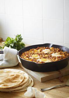 Voici une recette végétarienne gourmande qui comblera l'appétit de 6 personnes, et ce, à petit prix. Il ne suffit généralement que d'un peu d'imagination pour cuisiner des repas sains sans se ruiner.