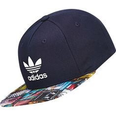 adidas BTS Snapback multicolor ❤ liked on Polyvore featuring accessories, hats, logo snapback hats, 6 panel cap, colorful snapback hats, snap back cap and adidas hats
