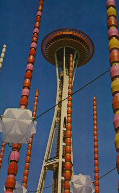 Space Needle, 1962