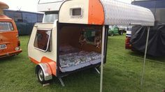 Unique caravan