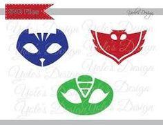 Afbeeldingsresultaat voor pj masks symbols