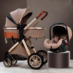 Car Seat And Stroller, Travel Stroller, Pram Stroller, Baby Prams, Cute Baby Strollers, Large Storage Baskets, Baby Bassinet, Baby Comforter, Travel System