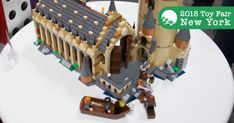 Hands on with the Harry Potter 75954 Hogwarts Great Hall at New York Toy Fair 2018 [News]