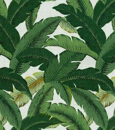 Tommy Bahama Outdoor Fabric-TBO Swaying Palms Aloe
