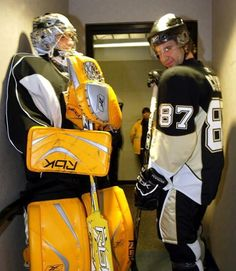 flower and max wearing sid's jersey hahaha I miss him!<<< LOOK AT FLOWER LAUGHING UNDER HIS MASK! I am done. I love them all way too much<3