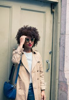 great look natural curly hair