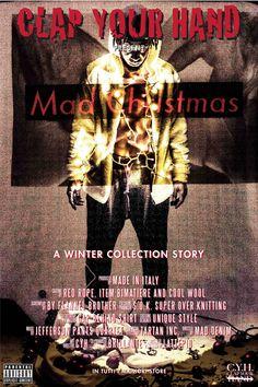 Mad Christmas, l'ultima fatica del regista italo-americano Mad Denim