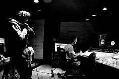 songwriting in the studio