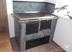 Pellet Stove, Stove Oven, Outdoor Oven, Rauch, Interior Desing, Kitchen Family Rooms, Household Organization, Rocket Stoves, Building A House