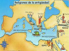 Religiones de la Antigüedad ... - .