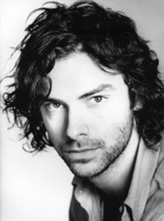 Aidan Turner. Those eyes, those curls, that laugh, that scruff, that accent.